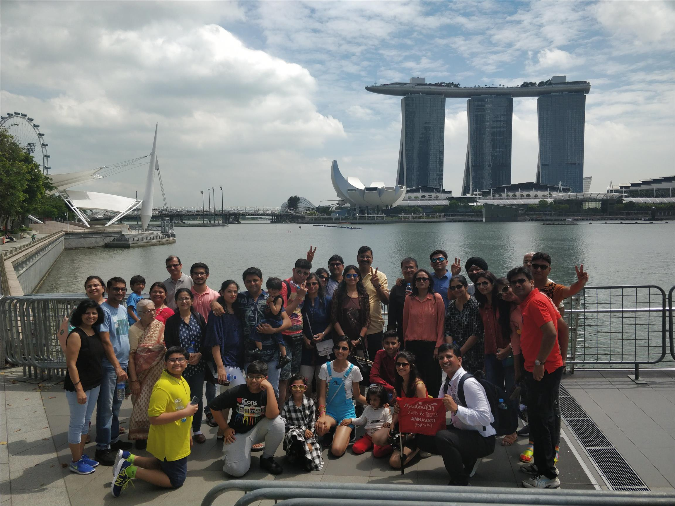 Destination Tours and Travels Gallery SINGAPORE GROUP DEPARTURE